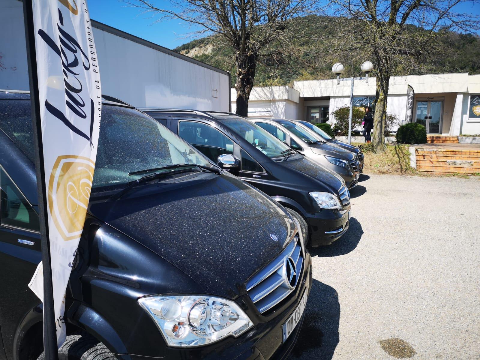 Location de voitures de luxe Ardèche